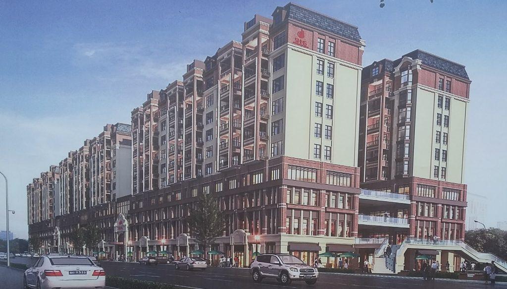 Model 1 Shanghai Heights-min
