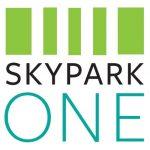 sky park logo original
