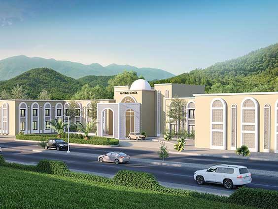 International School at Park View City