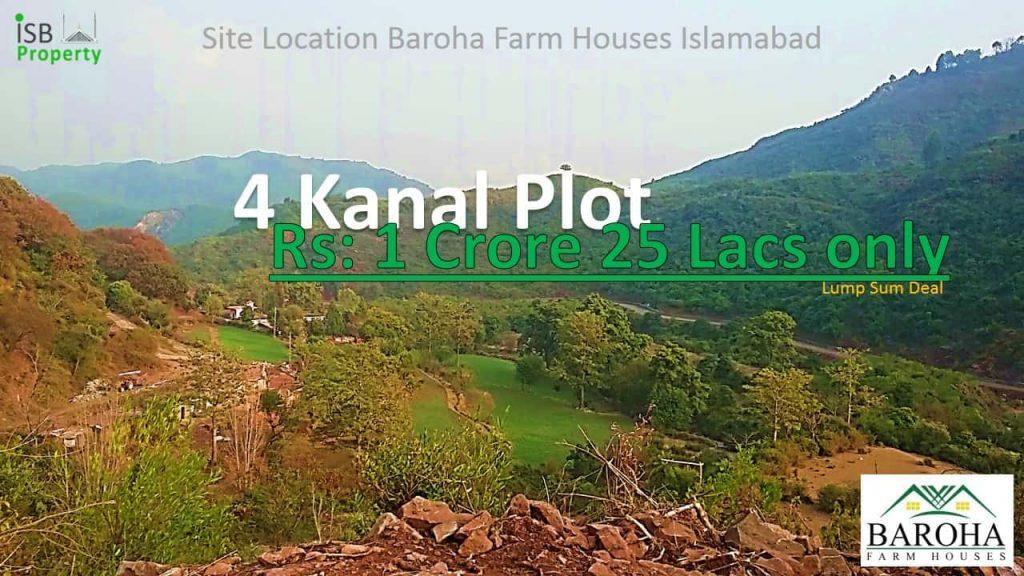 Baroha Farm Houses Islamabad (1)