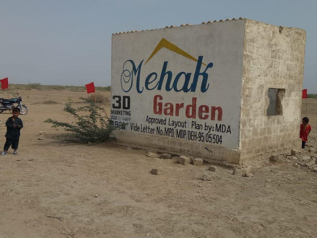 Mehak Garden City Karachi