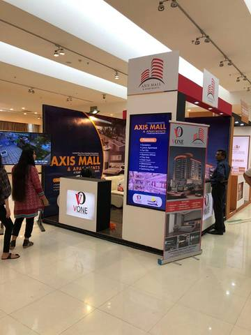 Shops on 3.5 Years Installments at Axis Mall Islamabad