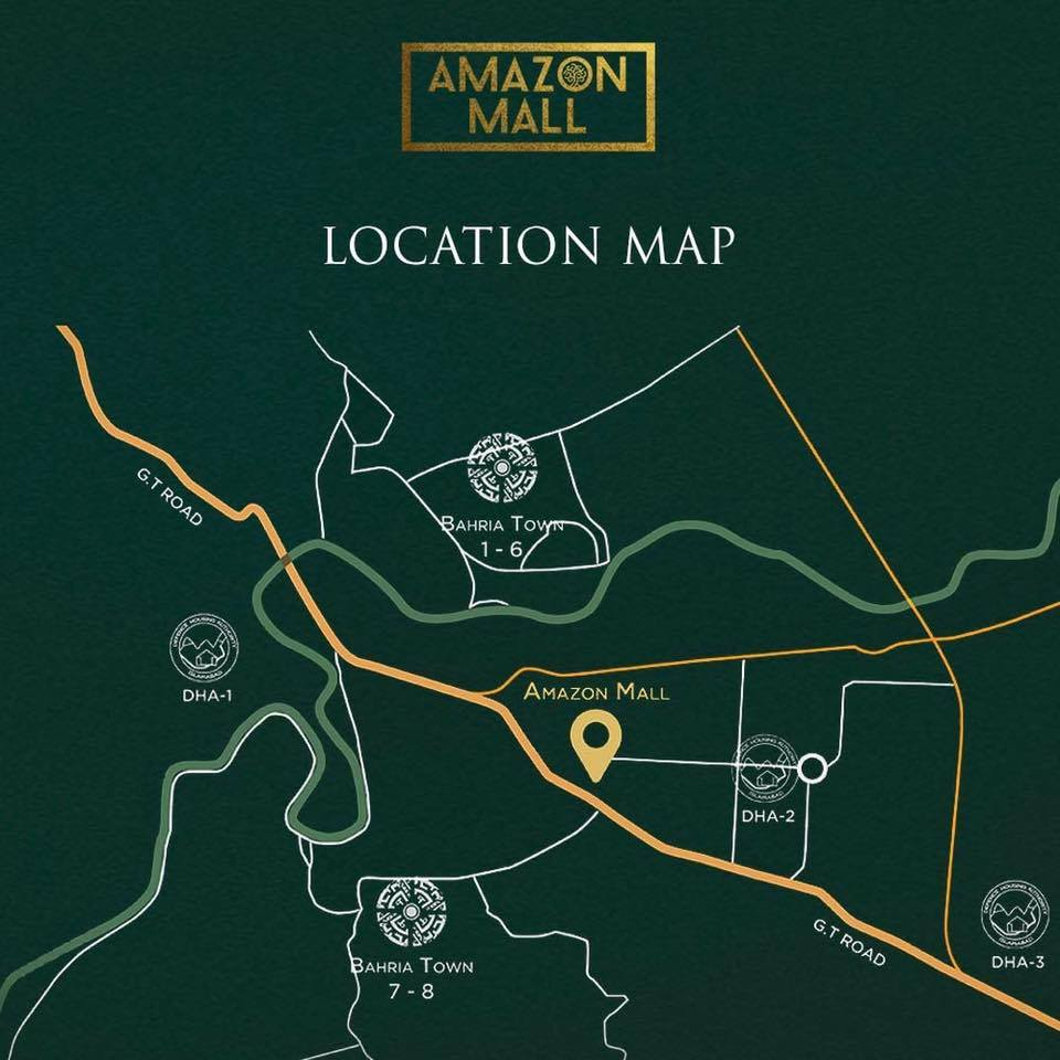 Amazon Mall Location