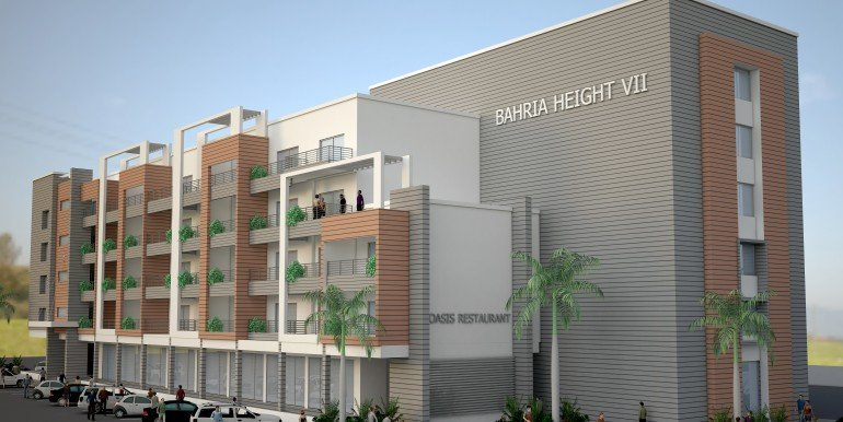 Bahria Heights VII