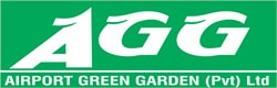 Airport Green Garden Logo