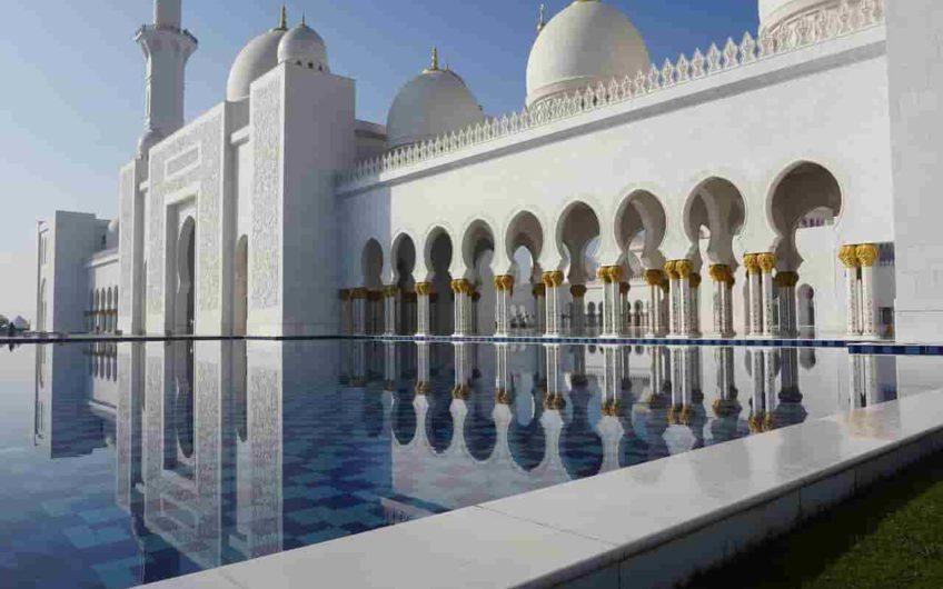 Airport Green Garden Mosque
