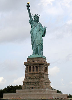 Bahria Town Statue of Liberty