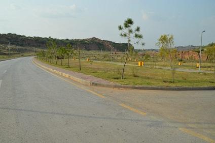 3 Marla Commercial Plots on Installments at Green Oaks Islamabad