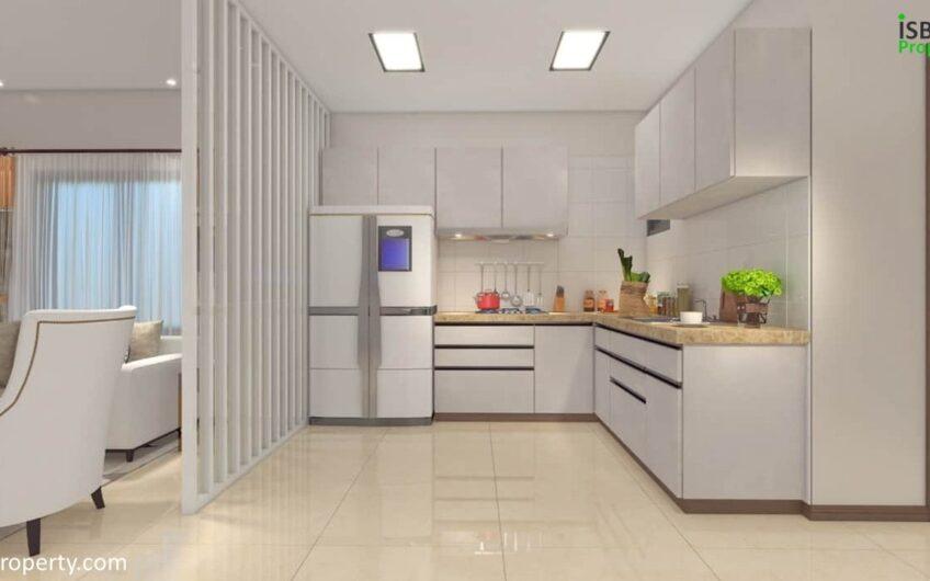 Crescent Lake Tower Kitchen 1-min