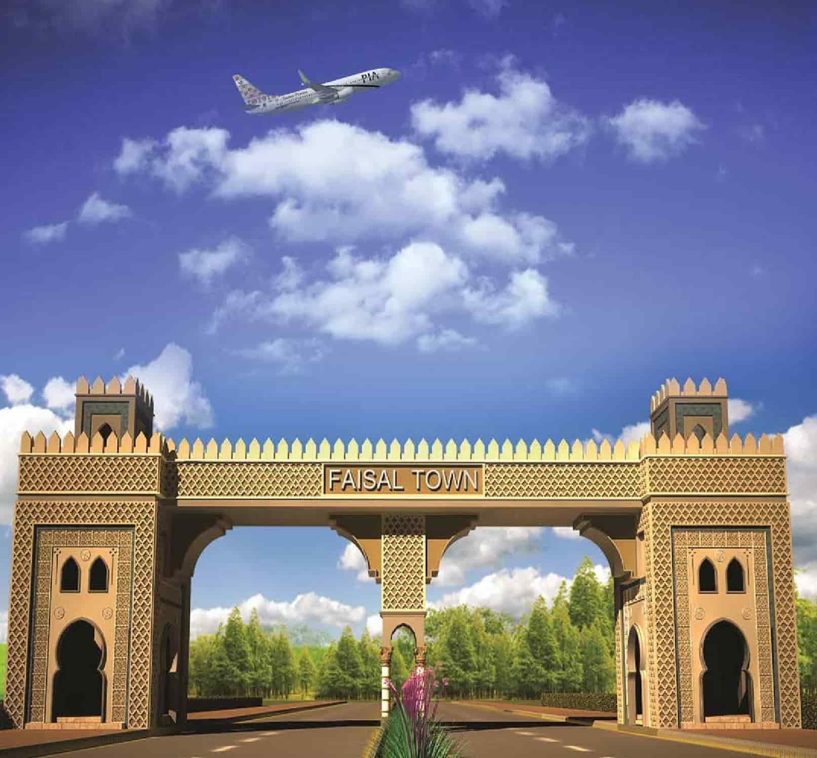Ecstasy Park Faisal Town-1