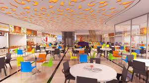 Gulberg Arena Food Court
