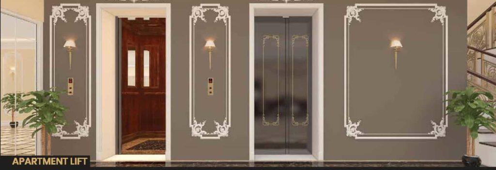Gulberg Heights Apartment Lift