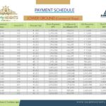 Gulberg Heights Payment Plan-5
