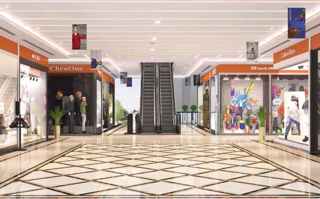 Gulberg Heights Shops-2