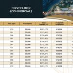 Gulberg Mall 1st Floor Payment Plan 03