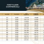 Gulberg Mall 1st Floor Payment Plan 04