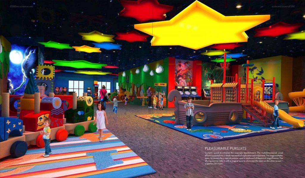 Gulberg Mall Children Play Area