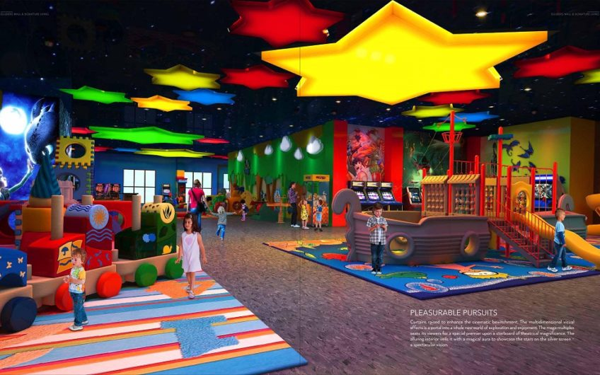 Gulberg Mall Children Play Area