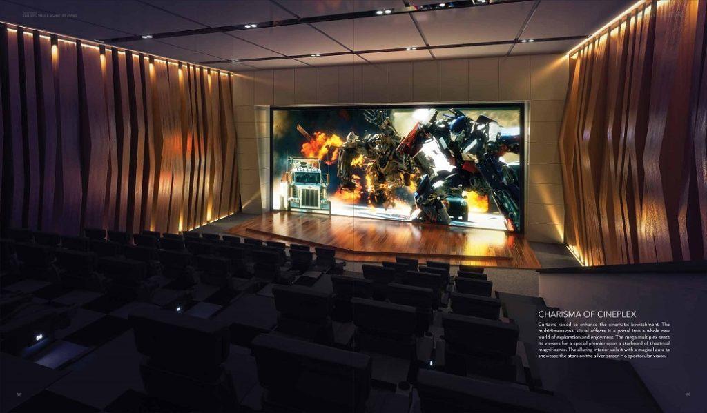 Gulberg Mall Cinema
