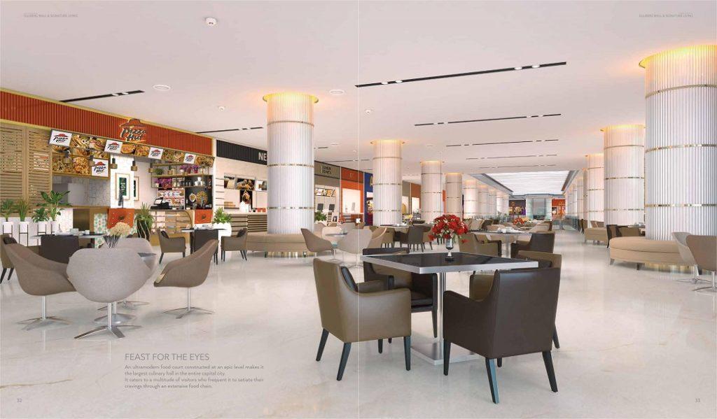 Gulberg Mall Food Court 01