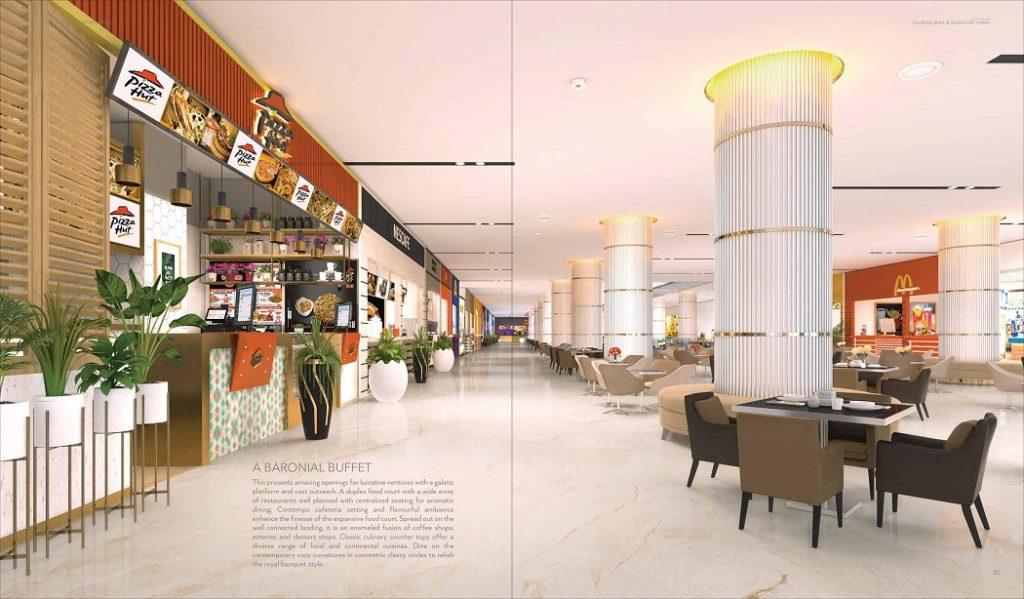 Gulberg Mall Food Court 02