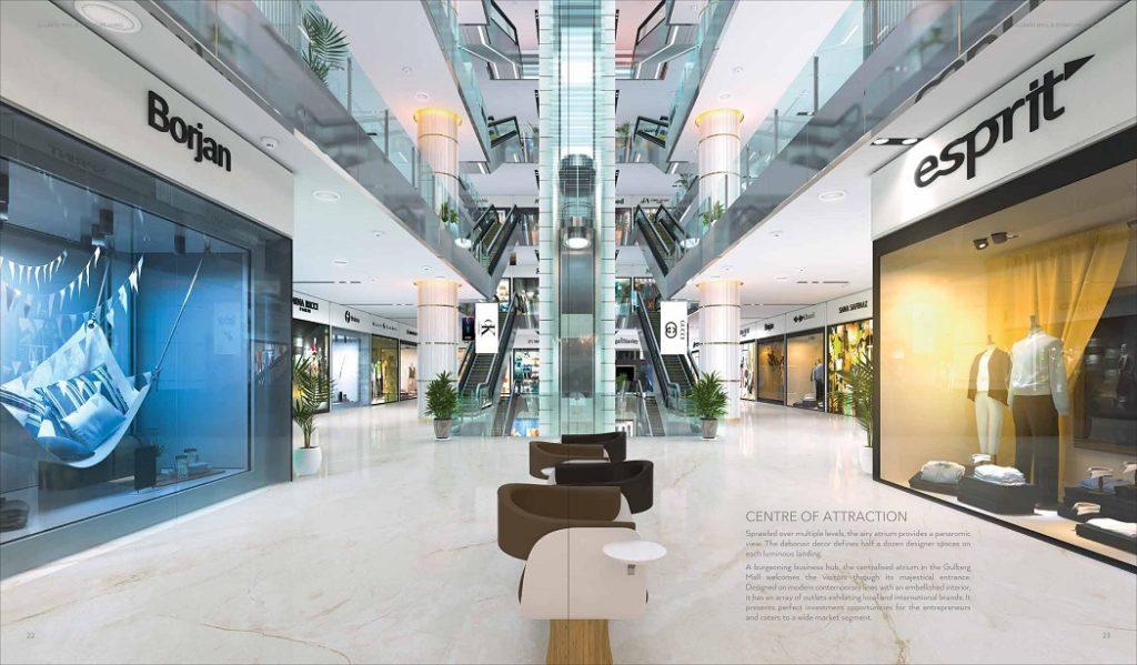 Gulberg Mall Shopping Center