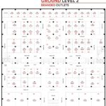 Gulberg Rabi Center Ground Level-2 Branded Outlets Floor Plan