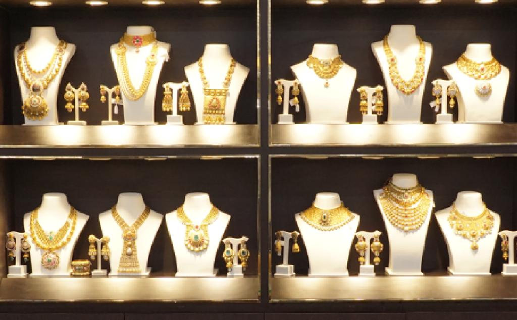 Gulberg Rabi Center Jewelry Market