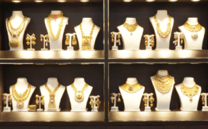 Gulberg Rabi Center Jewelry Market