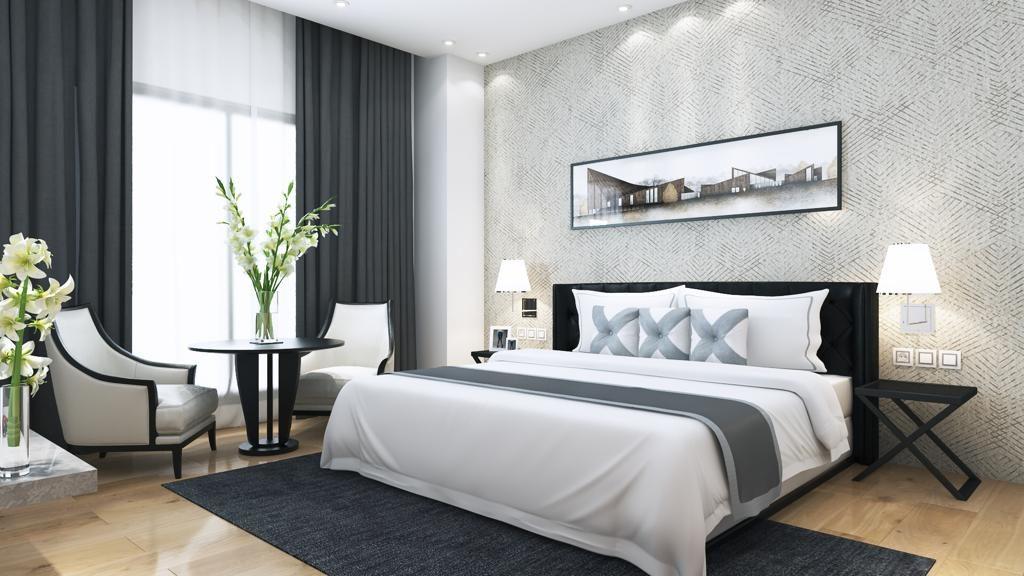 Gulberg Twin Tower Bedroom
