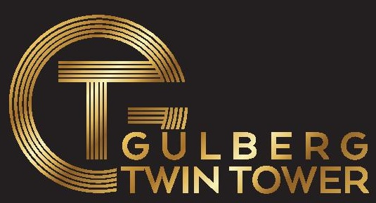 Gulberg Twin Tower Logo