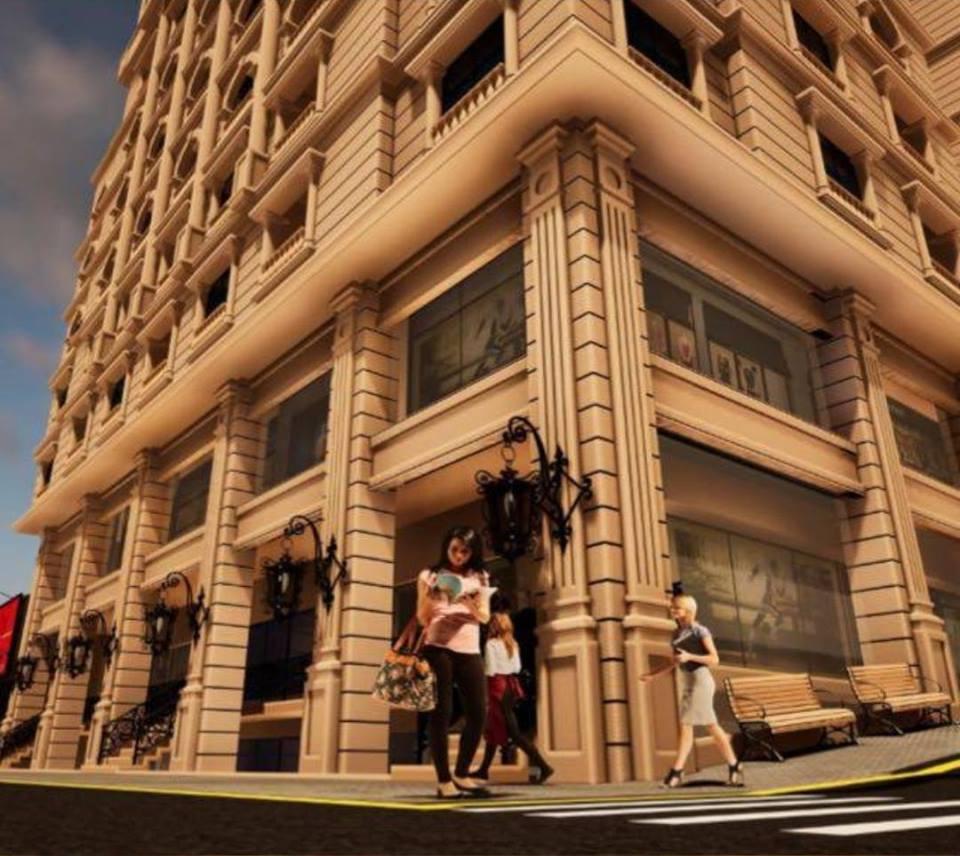 Palazzo Building-1