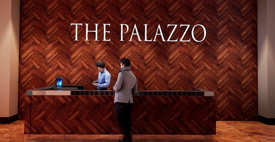 Palazzo Reception