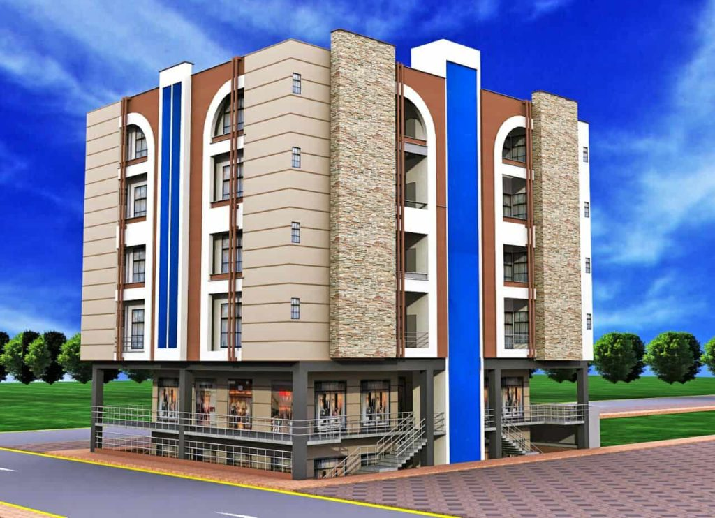 Engineers Housing Scheme Commercial