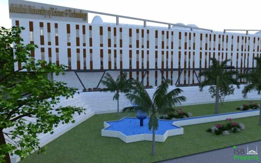 Abdullah City University