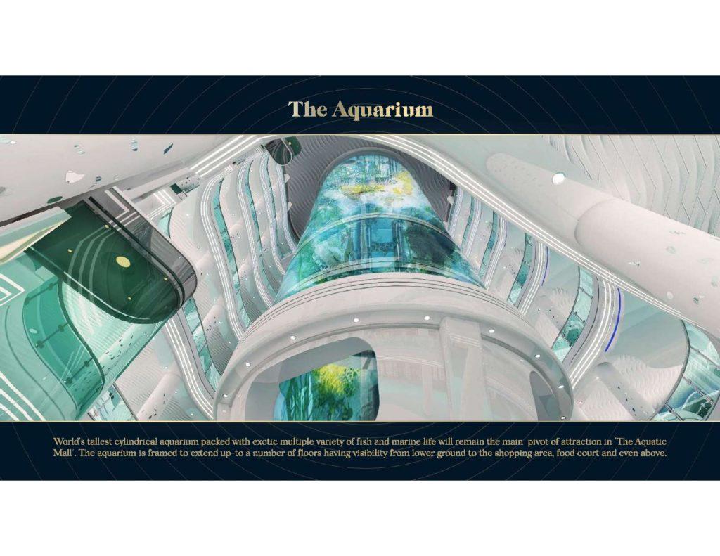 Aquatic Mall Aquarium