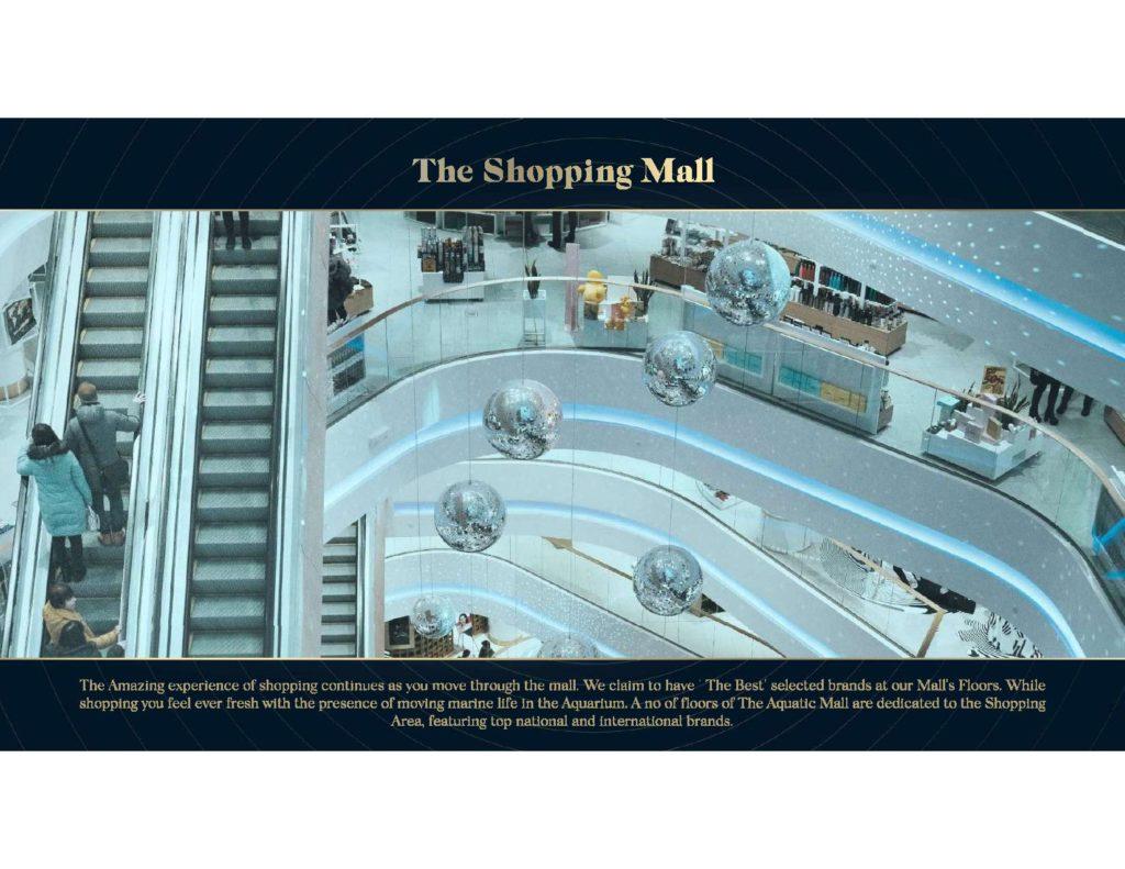 Aquatic Mall Shopping Center