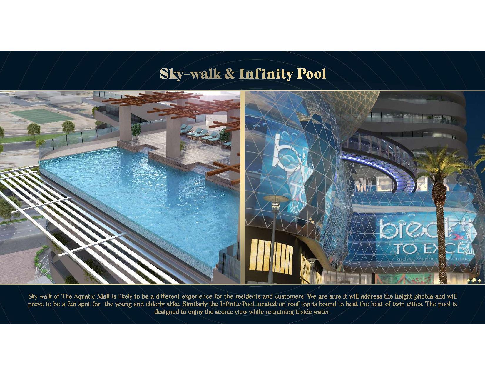 Aquatic Mall Swimming Mall