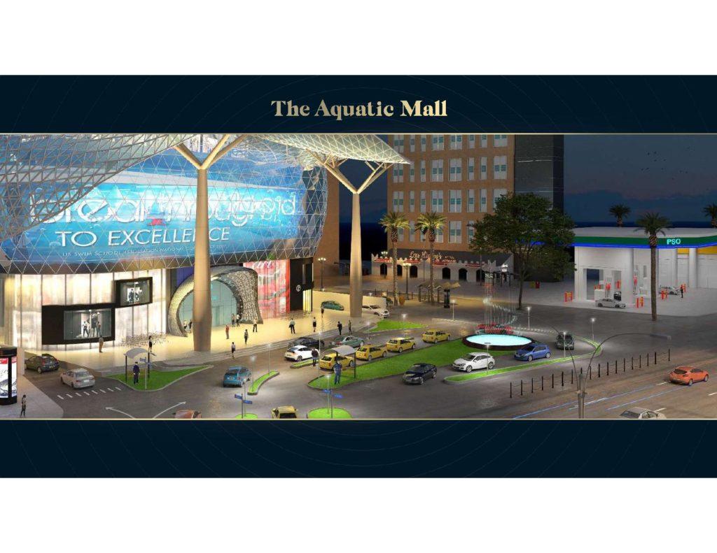 The Aquatic Mall
