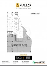 Mall 35 2nd Floor Plan