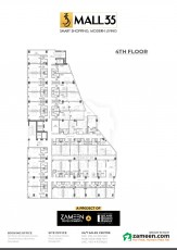 Mall 35 4th Floor Plan