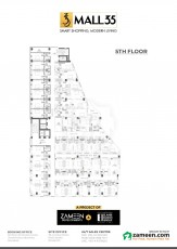 Mall 35 5th Floor Plan