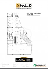 Mall 35 Lower Ground Floor Plan
