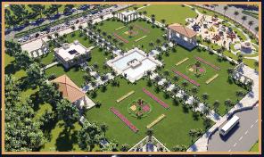 Mall of Arabia Arabian Park