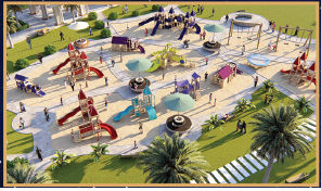 Mall of Arabia Children Play Area