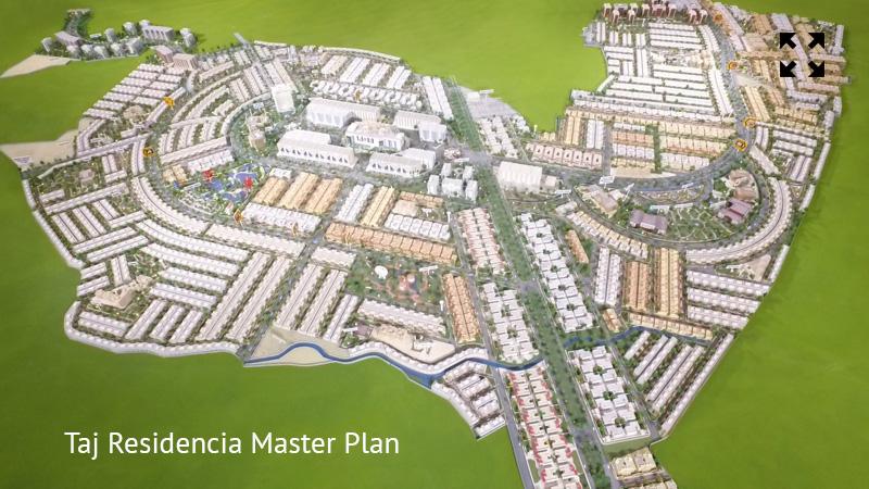 Taj Residencia Master Plan