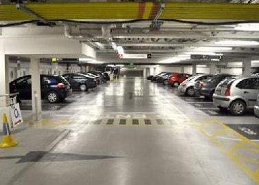 El Cielo Parking