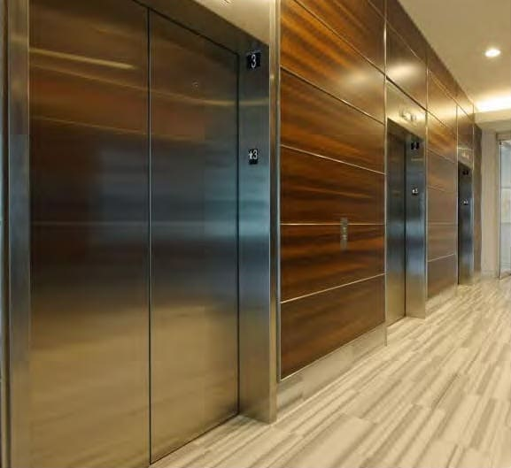Grande Business Center Lifts