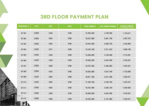 Skypark One 3rd Floor Payment Plan