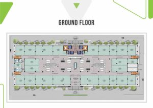 Skypark One Ground Floor Plan